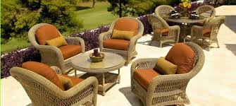 weather patio wicker furniture
