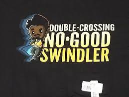 NWT Mens <b>Star</b> Wars Solo <b>Lando Calrissian T</b>-<b>shirt</b> XXL TeeTurtle ...