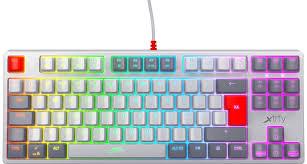 Купить игровая <b>клавиатура Xtrfy K4 RGB</b> Tenkeyless (Retro ...