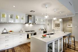 beautiful white kitchen cabinets: kitchen stainless steel countertops with white cabinets front