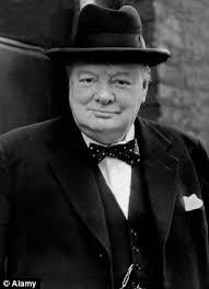 Resultado de imagem para Winston Churchill