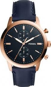 <b>Мужские часы Fossil FS5436</b> (США, кварцевый механизм, корпус ...