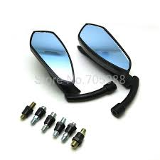 High Quality <b>CNC Aluminum</b> Motorcycle Rearview Mirrors Angle ...