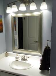 above mirror lighting bathrooms lighting bathroom vanity sconces track above mirror lighting bathrooms