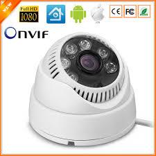 Full <b>HD 1080P</b> Indoor Dome IP Camera <b>HI3518E</b> 15fps Surveillance ...