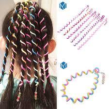<b>M MISM 1</b> Pair Cute Random Girls Hair Clips Bow Ponytail Holder ...