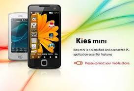 Download Kies Mini to Update your Samsung Phone