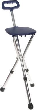 <b>Трость</b>-стул <b>Amrus AMCS37</b> складная на 3-х опорах — купить в ...