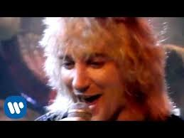 <b>Rod Stewart</b> - Da Ya Think I'm Sexy? (Official Video) - YouTube