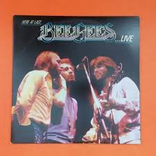 <b>BEE GEES Here</b> At Last Live RS 2 3901 Dbl LP Vinyl VG+ Cover ...
