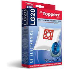 Купить <b>Topperr LG20 Пылесборник синтетический</b> для пылесоса ...