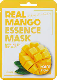 FarmStay <b>Тканевая маска</b> для лица с экстрактом манго, 23мл ...