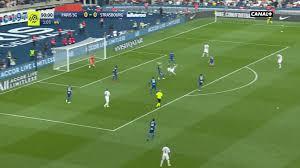 Watch: Incredible Neymar Bicycle Kick Goal vs Strasbourg
