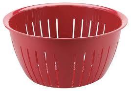 Дуршлаг <b>Westmark Plastic tools</b> 2417221R Красный