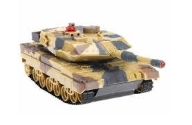 <b>Радиоуправляемый танк Huan Qi</b> 1:36 Leopard 2A5 - HQP500