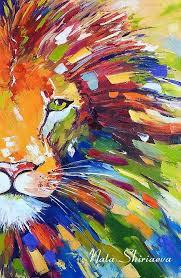 African <b>Lion King</b> в 2020 г   <b>Картины</b> маслом, <b>Картины</b>, <b>Картины</b> ...