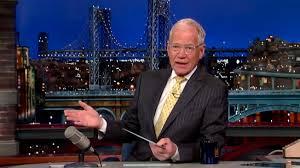 Resultado de imagen de David Letterman ago