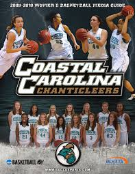 coastal carolina women s basketball guide by coastal 2009 10 coastal carolina women s basketball guide by coastal carolina university athletics issuu