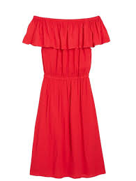 <b>Off</b>-<b>shoulder</b> Dress | Lindex Europe
