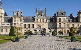Замок Фонтенбло, достопримечательности вокруг Парижа - Château de Fontainebleau (Замок Фонтенбло)
