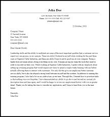 customer service supervisor cover letter must haves sample customer service supervisor cover letter