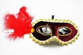 """<b>Маска карнавальная Яркий Праздник</b> """"Бархатный незнакомец ..."""