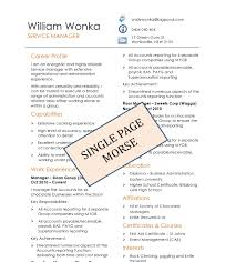 resume templates pages sample one page resume resume templates pages 3727