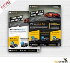 business advertisement template website template restaurant cars rental flyer psd template psd bies com psd bies