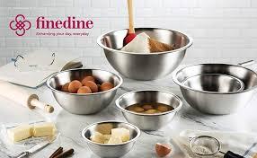 Premium Stainless Steel Mixing Bowls (Set of 6 ... - Amazon.com