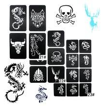 <b>cool skull</b> tattoos for men