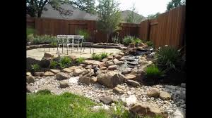 Small Picture Awesome white rock garden design ideas YouTube