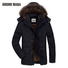 KOSMO MASA 2017 Cotton Hooded Winter Jacket Parka For ... - Vova