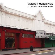 <b>Secret Machines</b> - <b>Live</b> at the Garage - LPx2 – Rough Trade
