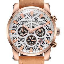 <b>OCHSTIN</b> GQ067B Working-dials Calendar <b>Creative</b> Wrist Watch ...
