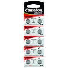 <b>Батарейки Camelion G0</b>-10BL 379A/<b>LR521</b> 12808 купить в ...