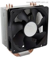 Обзор процессорного <b>кулера Cooler Master Hyper</b> 212 Plus ...