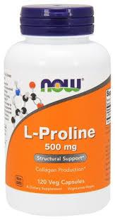 <b>L</b>-<b>Proline</b> капс. <b>500 мг</b> №120 — купить по выгодной цене на ...