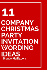 17 best company christmas party ideas holiday 11 company christmas party invitation wording ideas