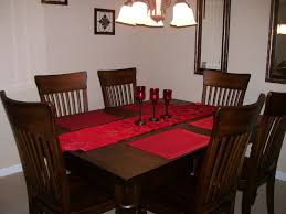 Red Dining Room Sets Dining Room Table And Chairs Glass Home Improvement Ideas