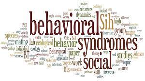 behavioral syndromes sih lab