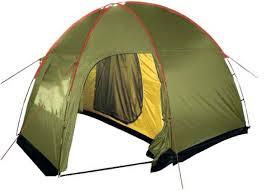 <b>Палатка Tramp Lite</b> Anchor 4, цвет: зеленый. TLT-032.06