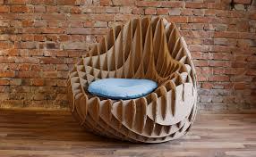 mc 205 cardboard chair cardboard furniture design