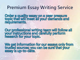 the effects of peer pressure essay   dradgeeport   web fc  comthe effects of peer pressure essay