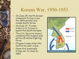 「June 27, 1950 : Truman orders U.S. forces to Korea」の画像検索結果