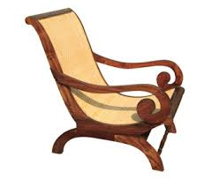 lazy chair capri reclaimed teak rattan chaise lounge indoor uk