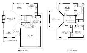 House Plans   Bayside   Linwood Custom Homesbayside