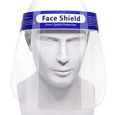 <b>10 PCS Face</b> Shield Mask - Face Shields - Face Mask Shield ...