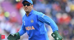 Cricket World Cup <b>2019</b>: Dhoni <b>sports gloves</b> with Army insignia in ...