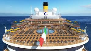 Risultati immagini per nuova costa diadema ammiraglia