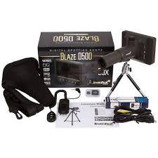 <b>Levenhuk</b> 73344 <b>Blaze</b> D500 Digital Spotting Scope 643824215801 ...